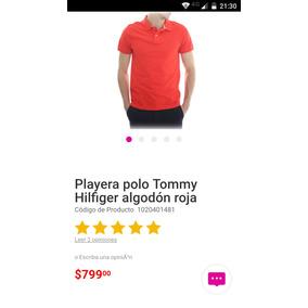 Playera Tommy