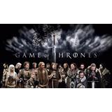 Painel Cenario Game Of Thrones 1,30x1,10mts