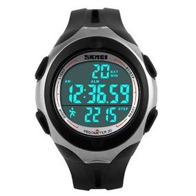 8d84ac0ac43 Pedometro Digital Masculino - Relógios no Mercado Livre Brasil