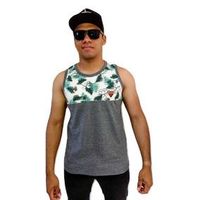 Kit C 10 Camisas Regata 100% Algodão Fio 30.1 Originais 5762ce1e2c2