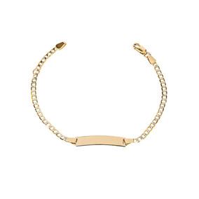 019bdc2776b2 Esclava De Oro Con Diamantes Joyeria - Joyas y Relojes en Mercado ...