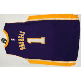 Regata Nba Lakers Azul - Camisetas e Blusas no Mercado Livre Brasil 97ac528e7