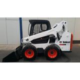 Minicarregadeira Bobcat Mod. S530 - 1106hs - Ano 2014 Pronta