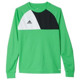 Playera Futbol Soccer Portero Assita 17 Niño adidas Az5406 15ef0d887de56
