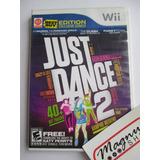 Just Dance 2 Best Buy Edition Nintendo Wii Completo Usado