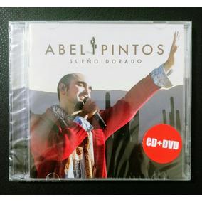 Abel Pintos Sueño Dorado Cd + Dvd Nuevo Sellado