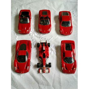 Miniaturas Ferrari