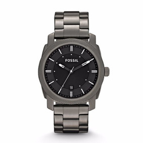 9fe0a432d8d7 Reloj Fossil Fs4774 Machine Three Hand Stainless Steel Mujer por Fossil. 2