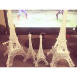 Torre Eiffel Noche De Color Cambiante Led Lámpara/escritorio