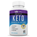Keto Advanced Burn Fat Quema Grasa Baje De Peso Cero Dieta