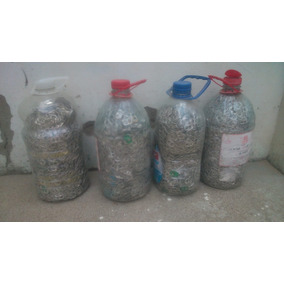 20 Litros Lacres De Latinhas De Alumínio Para Artesanato