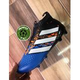 Guayos Adidas Ace 16.4 Azules - Guayos de Fútbol en Mercado Libre ... f013a48beaeb1