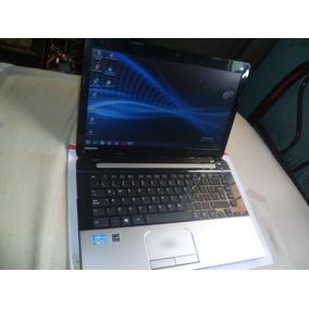 Laptop Toshiba Procesador I5 Y Memoria Ram 4gb Cero Falla