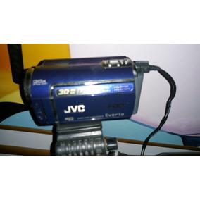 Camara De Video Portatil Full Hd Con Memoria De 30gb Expandi