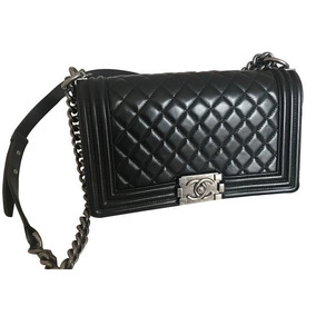 Bolsa Chanel Original Le Boy 100% Autentica