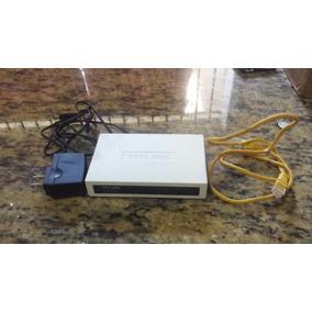 Router Tp-link Modelo Tl-sf1005d Internet Por Cable (10t)