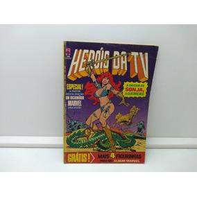 Heróis Da Tv - Nº 31 Até 50 - 2ª Série Ed .abril - Hq