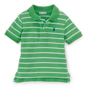 Camisa Infantil Polo Ralph Lauren Original 9 Meses Promoção 4ffc8b9e3b1