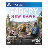 Far Cry New Daw Ps4. Fisico. Sellado. Entrega Inmediata