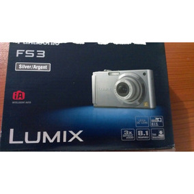 Camara Digital Panasonic Fs3