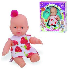 a413ca2e64 Boneca De Chupeta - Bonecas Moranguinho no Mercado Livre Brasil