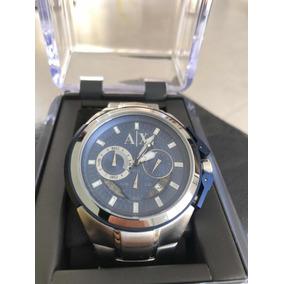 29e186aaead Relógio Armani Exchange Zero Light Chronograph Cha - Relógios De ...