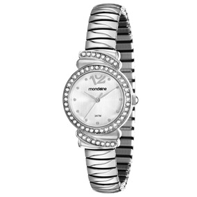 Relógio Feminino Mondaide 83261l0mvne2 Promo Verão