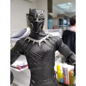 Black Panther Não É Hot Toys. Similar Action Figure 30cm