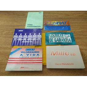Manual Do Proprietário Uno Mille Ep 4 Portas 1996