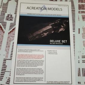 Acreation Models Deluxe Set Decals