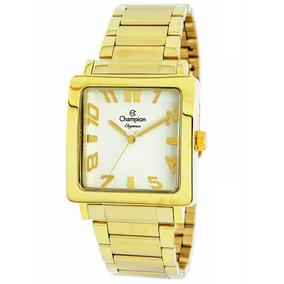 c5afb30af64 Relogio Quadrado Feminino Mulher Branco - Relógios De Pulso no ...