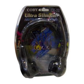 Fone De Ouvido Headset Coby Com Radio Portátil