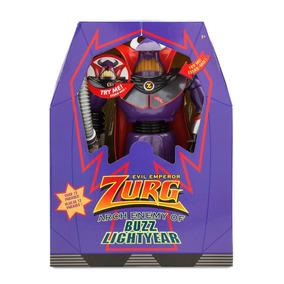 Disney Store Emperador Zurg Toy Story Sonidos 38 Cm Original 484f4177698