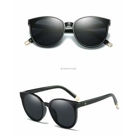 Óculos De Sol Feminino Espelhado Gatinho + Estojo E Flanela 5864bd01b7