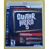 Guitar Hero 5 Ps3 Play Magic