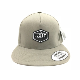 Gorra Lost, Mod. Garage Snapback. (3 Colores Disponibles).
