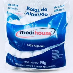 c496cb5e25 Algodao Em Bolas - Beleza e Cuidado Pessoal no Mercado Livre Brasil