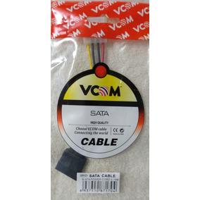 Cable Potencia Sata Simple Conexión 12vdc Para Pc
