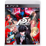 ..:: Persona 5 :.. Para Playstation 3 En Start Games