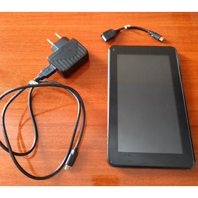 Tablet Multilaser M7s Preto