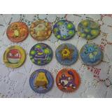Tazos Pokemon Serie 1 -atrapalos Ya !!! Lote X 10 Diferent.
