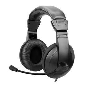 Fone De Ouvido Gamer Headset P2 Pc Notebook Voicer Multimídi