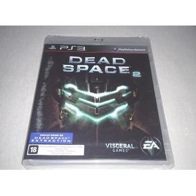 Dead Space 2 Original E Lacrado Ps3 - Inclui Demo Extraction