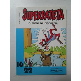 Superpateta - Colecção 16x22 - Nº 40 - Meribérica - 1988