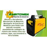 Máquina Solda Inversora 200a Spin Power Sp200p 220v