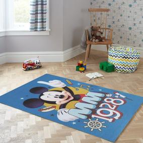 Tapete Infantil Mickey 67x120 Cm