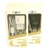 Carregador Celular Tablet Carga Rápida V8 Original Inova
