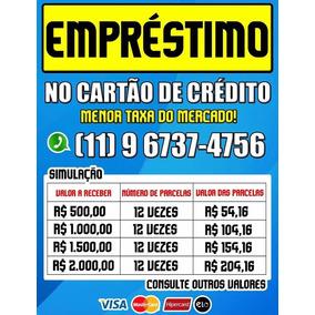 Software - Empréstimo Cartão De Credito