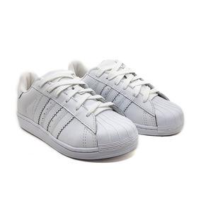 d43926cf35f Tênis adidas Superstar Originals Couro Cabeção Na Caixa