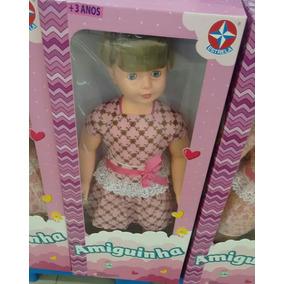 Boneca Amiguinha